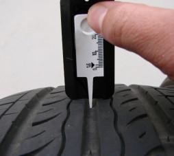 Методы определения износа зимних шин